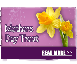 Treat Mum on Mothers Days at Cheeky Monkees
